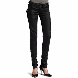 G-Star RAW Fender Skinny Coated Jeans size 27